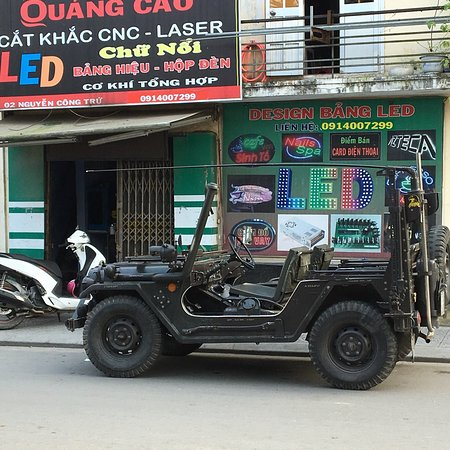 Cong Jeep Adventures Image