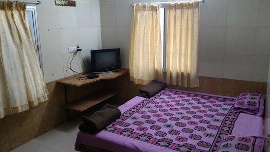 Mantralayam, India: Sri Guru Mallikarjuna Lodge