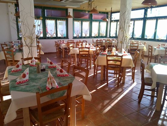Mozirje, سلوفينيا: Main dining room. 