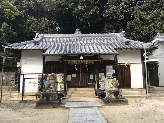 Uegahara Hachiman Shrine
