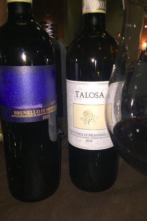 Il Barrino - l'Ombelico del Mondo: vini locali