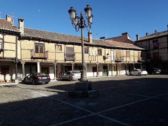 Saldaña, España: Plaza Vieja