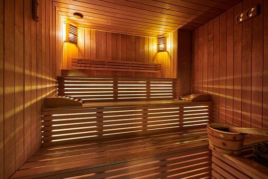 Covasna, Romania: Sauna