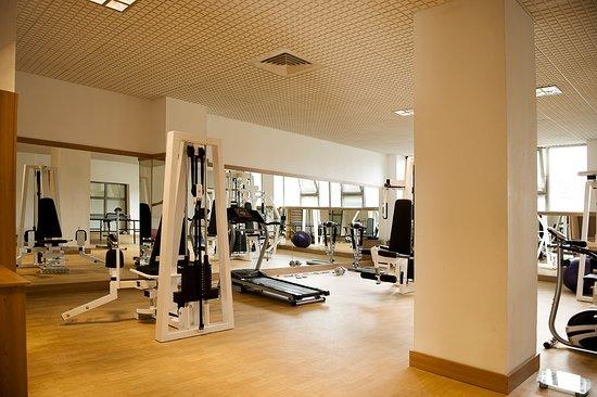 Covasna, Romania: Gym