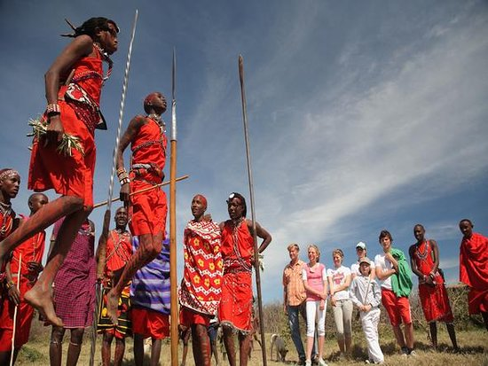 Ilmaasai Expedition