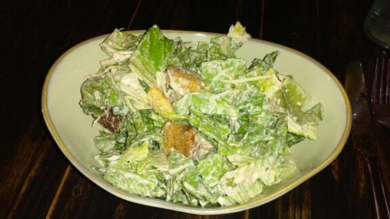 Macungie, PA: Ceaser salad