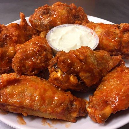 Niskayuna, NY: Chicken Wings