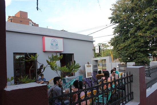 Campana, Argentinië: El deck, ideal para disfrutar en verano!