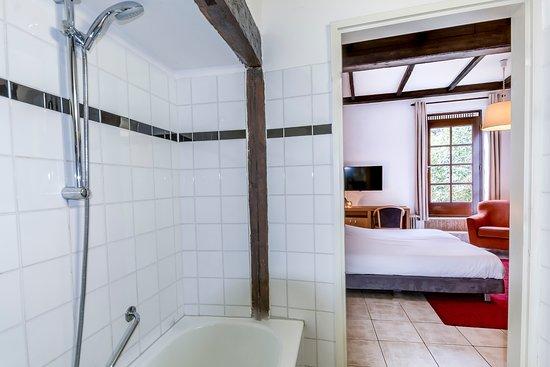 Badkamer vierpersoonskamer bild von overste hof landgraaf