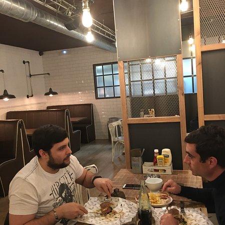La pepita burger bar salamanca restaurant bewertungen for La pepita burger salamanca