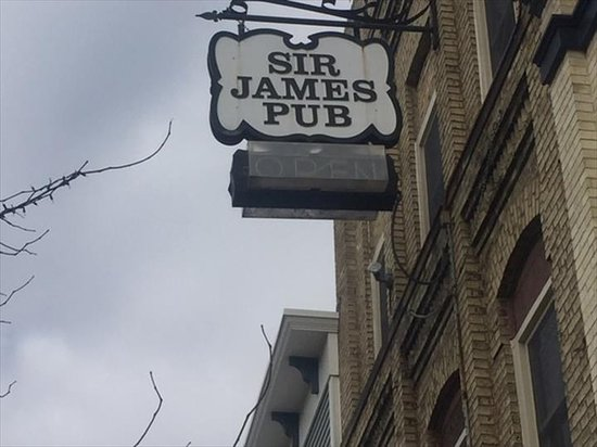 ‪Sir James Pub‬