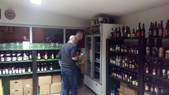 The Real Beer Shop