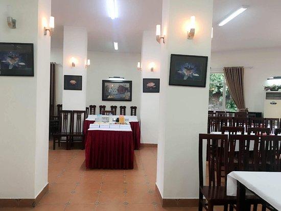 Vinh Yen, Vietnam: Phòng ăn