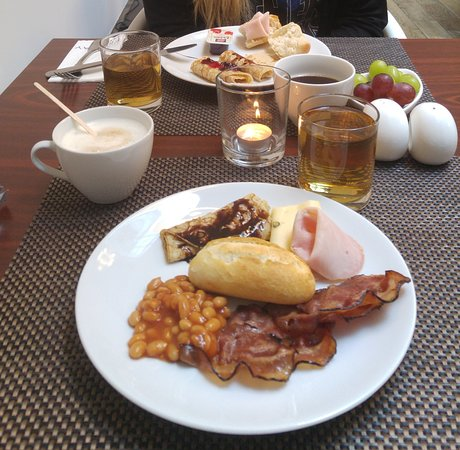 Friday Hotel Prague: Decent Breakfast