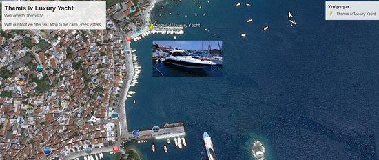 Skiathos Town, Greece: Google New Port Skiathos