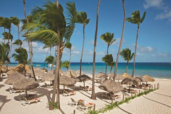 Dreams Palm Beach Punta Cana: Preferred Club Beach Area