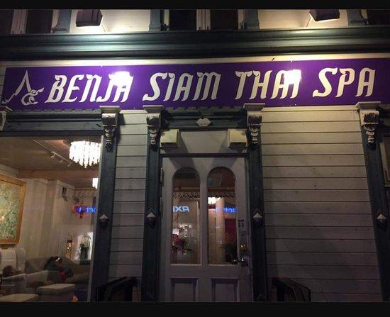 Benja Siam Thai Spa