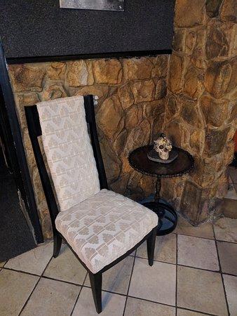 Berkeley Springs, WV: King Chair