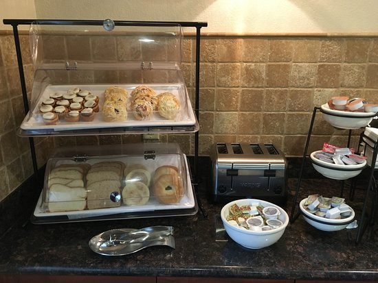 Lawrenceburg, KY: Grab a Sweet Treat or Build Your Own Breakfast Sandwich