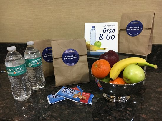 Lawrenceburg, KY: Grab and Go Breakfast