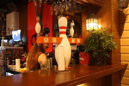 Hard Rock Cafe: Les bières pressions
