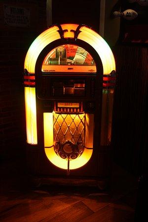 Hard Rock Cafe: Déco