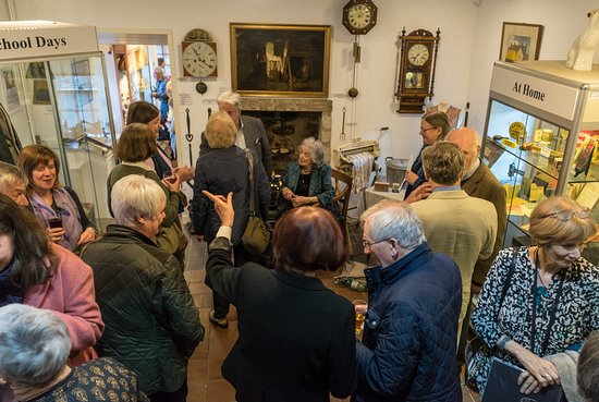 Ceres, UK: Opening of the 2017 season at Fife Folk Museum