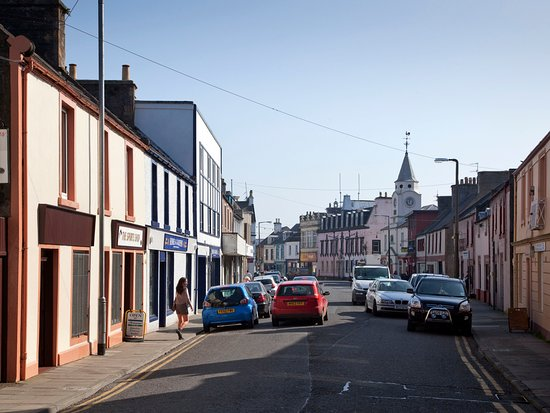 George Street, Stranraer. © VisitScotland