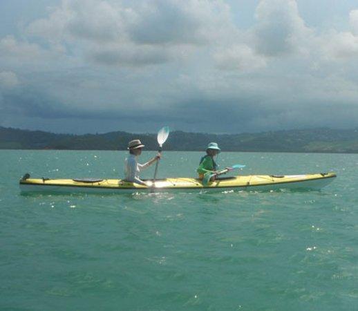Initiation au kayak: décompression et bien-être !!!
