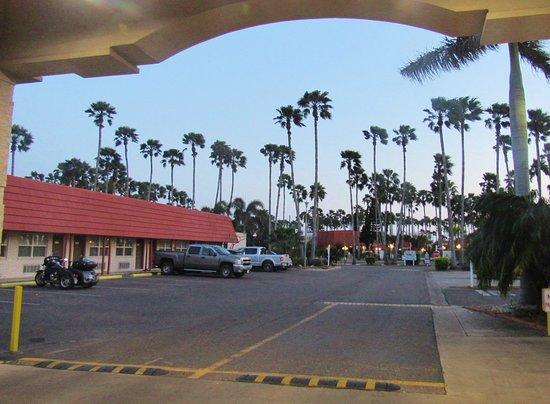Donna, TX: Entrance