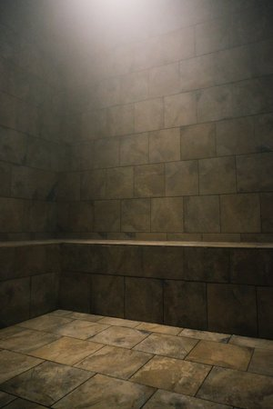 Surrey, Canadá: Eucalyptus Steam Room