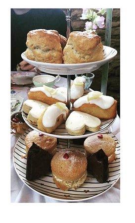 Northamptonshire, UK: Afternoon Tea