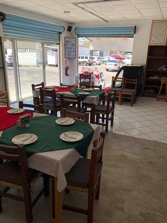 Charming Pasta Fresca: Italian Themed Dining Room