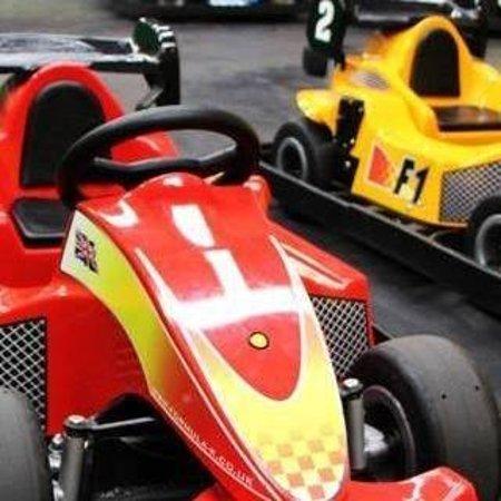 Denton, UK: Go-Karting for under 10's in Manchester