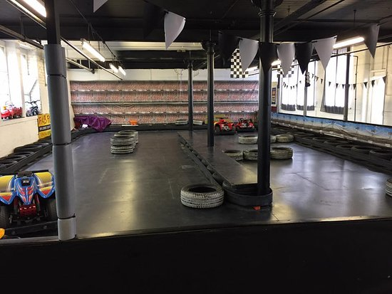 Denton, UK: Go-Karting for under 10's in Manchester