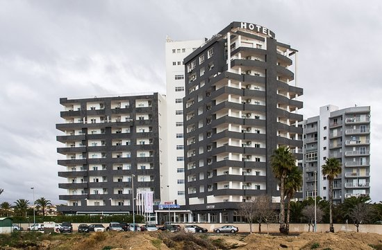 Hotel port europa picture of hotel port europa calpe for Hotel europa calpe