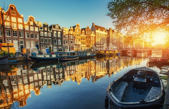 Romantic Tour Amsterdam