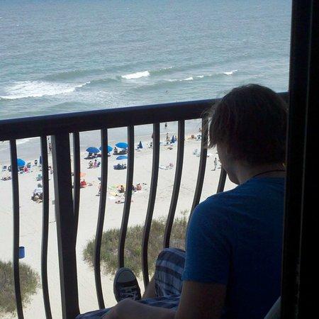 藍色渡假村飯店照片