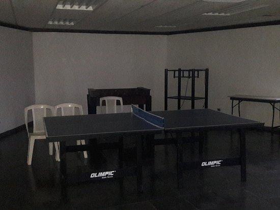 Com ou sem chuva - Ping pong - Picture of Guararema Parque Hotel ... 27e91d8c615