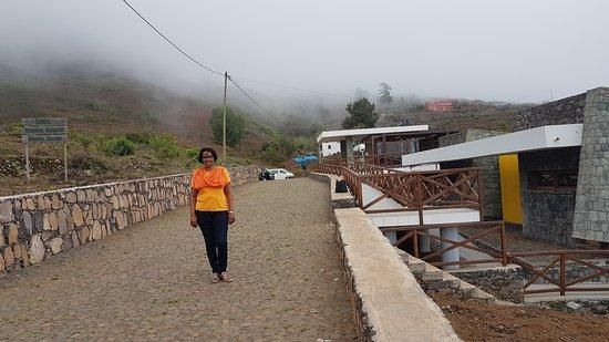 Sao Nicolau, Cape Verde: O centro - acolhimento e exposições
