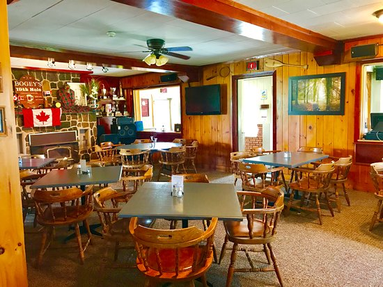 Bruce County, Kanada: Our main dining room