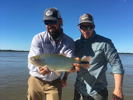 Paso de la Patria, Argentina: fishing with Golden Fly Fishing