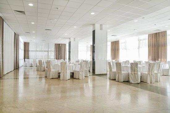 Hotel Zagreb new restaurant and ballroom