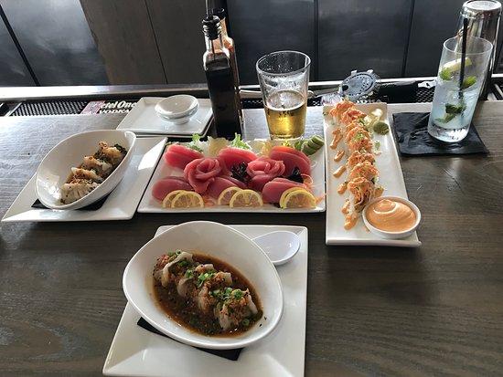 CO Sushi: Amaze-balls lunch.