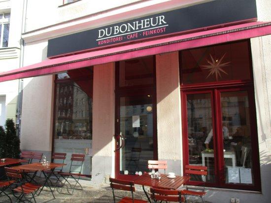 du bonheur berlin mitte restaurant reviews phone number photos tripadvisor. Black Bedroom Furniture Sets. Home Design Ideas