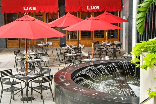 Lia S Chevy Chase Menu Prices Restaurant Reviews