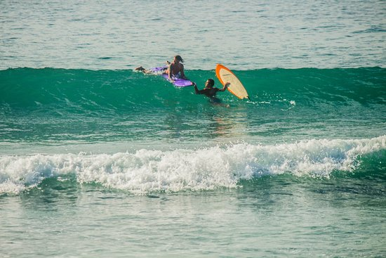 Sayulita Surf Day Camps: Awesome instruction