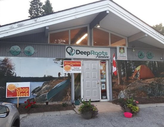 Wilberforce has an Awesome Outdoor Adventure Hub! Come visit Deep Roots Adventure