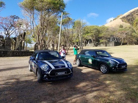 Mini Cooper Road Trip Photo