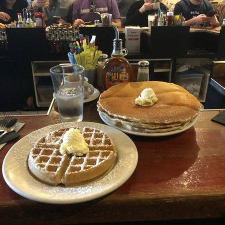 The Griddle Cafe Los Angeles Hollywood Menu Prices